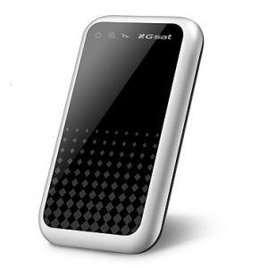 GlobalSat DG-200 USB GPS логгер
