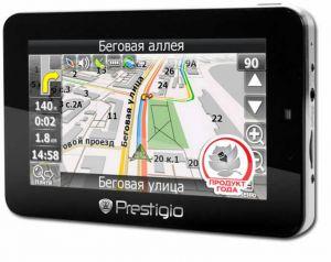 Aвтомобильный GPS навигатор Prestigio 5700HD