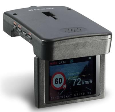 Видеорегистратор с GPS производства GlobalSat RV-1000S Тайвань