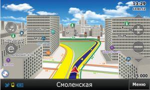 СитиГИД Украина для Android. Лицензия включает в себя подробные карты Украины с бесплатными обновлениями.